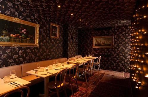 Josephine's | Restaurant | Antwerpen | Yozo Josephine S Restaurant