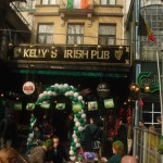 Kelly's Irish Pub - Saint Patrick's Day